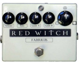 RED WITCH Famulus Distortion / Overdrive*