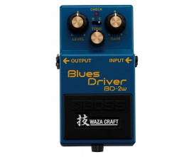 BOSS BD-2W - Blues Driver Waza Craft Special Edition (circuit analogique)