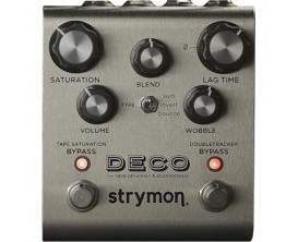 STRYMON Deco - Tape Saturation & Doubletracker