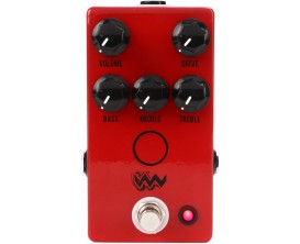 JHS ANGRY CHARLIE - Pédale Overdrive V3, EQ 3 Bandes