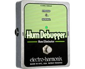 ELECTRO-HARMONIX Hum Debugger - Hum Eliminator - Série XO (Alim 7.5AC-400 fournie)