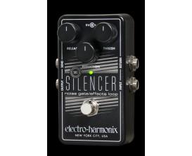 ELECTRO-HARMONIX Silencer - Noise Gate/ Effect loop, format Nano