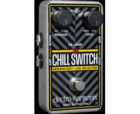 ELECTRO-HARMONIX Chillswitch - Momentary Line Selector - Série Nano