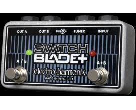ELECTRO-HARMONIX Switch Blade + - Advanced Channel Selector - Série Nano