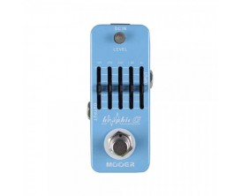 MOOER Graphic G - Guitar Equalizer
