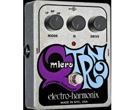 ELECTRO-HARMONIX Micro Q-Tron - Envelope Filter - Série XO