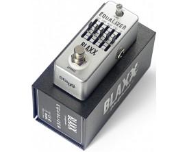 STAGG BLAXX BX-EQ5B - Mini Pédale égaliseur 5 bandes pour guitare (true bypass)