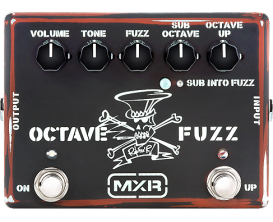 MXR SF01 SLASH OCTAVE FUZZ *