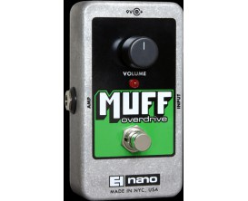 ELECTRO-HARMONIX Muff Overdrive - Muff Fuzz 69' Reissue - Série Nano