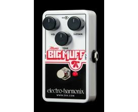 ELECTRO-HARMONIX Nano Big Muff - Distortion/Fuzz/Overdrive - Série Nano