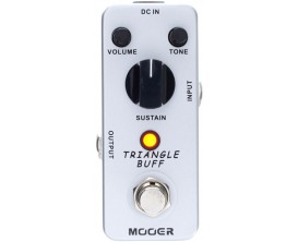 MOOER Triangle Buff - Fuzz (Type Big Muff 1ère version)