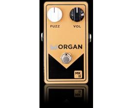MORGAN MKII - Pedale Classic Tone Bender MKII Design, Vintage Germanium transistors