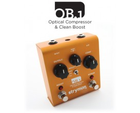 STRYMON OB1 - Clean Boost, compressor