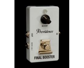 PROVIDENCE FBT-1 - Final Booster