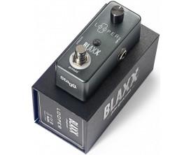 STAGG BLAXX BX-LOOP - Mini Pédale Looper (true bypass) avec mini USB (pour l'importation et l'exportation de fichiers, au forma