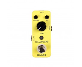 MOOER Yellow Comp - Compressor