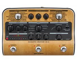 ZOOM AC-3 - Multi-effets Guitare Electro-acoustique