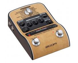 ZOOM AC-2 - Multi-effets Guitare Electro-acoustique