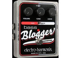 ELECTRO-HARMONIX Bass Blogger - Distortion Overdrive - Série XO