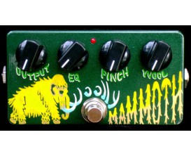 ZVEX Woolly Mammoth Fuzz Bass (HANDPAINTED)