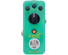 MOOER Fog - Bass Fuzz (Type MXR El Grande)