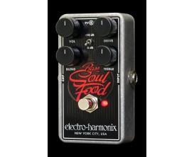 ELECTRO-HARMONIX Bass Soul Food - Bass overdrive - Série Nano (Alim 9.6DC-200 fournie)