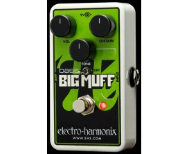 ELECTRO-HARMONIX Nano Bass Big Muff Pi - Distortion/Sustainer for Bass
