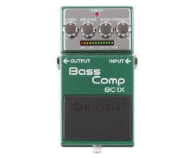 BOSS BC-1X - Bass Comp / Compresseur multibandes pour basse