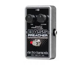ELECTRO-HARMONIX Bass Preacher - Bass Compressor/Sustainer - Série Nano