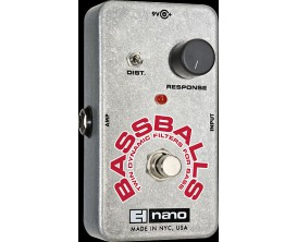 ELECTRO-HARMONIX Bass Balls - Twin Dynamic Envelope Filter - Série Nano