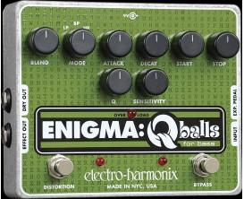 ELECTRO-HARMONIX Enigma - Q Balls for Bass - Série XO