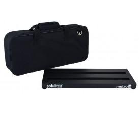 PEDALTRAIN PT-M20-SC Metro 20 SC - Pedalboard 50.8x20.3x3.5 cm, avec softcase