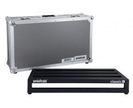 PEDALTRAIN PT-CL2-TC Classic 2 TC - Pedalboard 60.9x31.7x8.9 cm, avec Tour Case