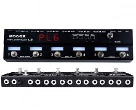 MOOER PC L6 - Pedal Controller Loop 6 avec tuner