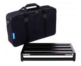 PEDALTRAIN PT-CL1-SC Classic 1 SC - Pedalboard 55.9 x 31.7 x 8.9 cm, avec softcase