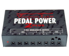 VOODOO LAB Pedal Power 2+ - Alimentation multi pro