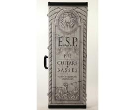 ESP Tombstone Case EC - étui pour Eclipse (type LP), série Tombstone