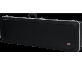 GATOR GCBASS - Etui en ABS Deluxe pour basse électrique