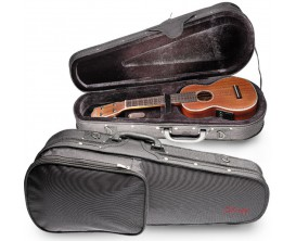 "STAGG HGB2UK-S SOFT CASE UKULEL.SOPRANO/21""/B"