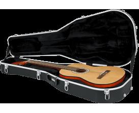 GATOR GCCLASSIC - Etui en ABS Deluxe pour guitare classique