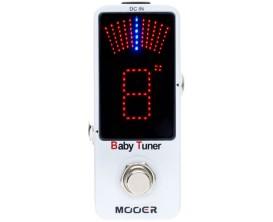 MOOER Baby Tuner - Chromatic Tuner