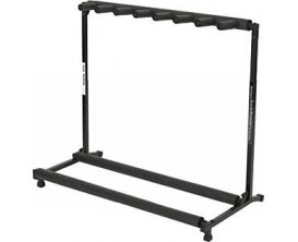 ROCKSTAND RS 20882 B/1 FP - Stand pour 7 Guitares/Basses (Flat Pack)