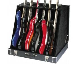 STAGG GDC-6 - Rack / étui pour 6 guitares