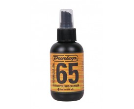DUNLOP 654-FR - Polish guitare en spray