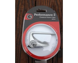 G7TH Performance 2 Classical Capo 6 cordes (Flat)