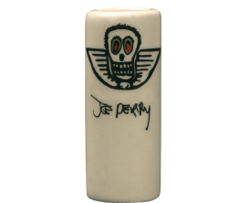 DUNLOP 257 - Bottleneck céramique Joe Perry, Large long (19x31x70mm)