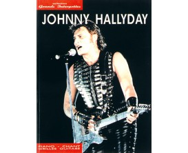 Johnny Hallyday (Piano, chant, guitar) - Collection grand interprètes - Ed. Carisch
