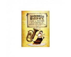 LIBRAIRIE - Les Ogres de Barback Livre de Partitions - 14 Chansons - I.D. Music