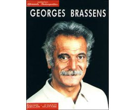 Georges Brassens (Piano, chant, guitare) - Collection Grands Interprètes - Ed. Carisch