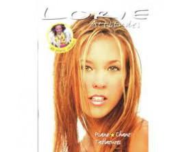 LIBRAIRIE - Lorie Attitudes (Piano, chant, tablatures) - Ed. Musicales Françaises